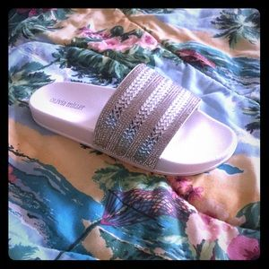 Bling New sandals size 10